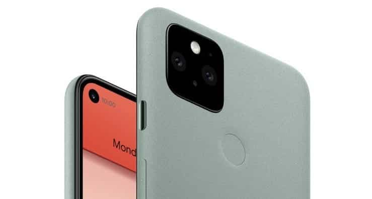 Google Pixel 4A 5G and Pixel 5 - Best 5g android phones 2021